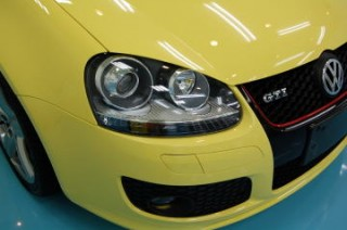 VW ゴルフ GTI ピレリー