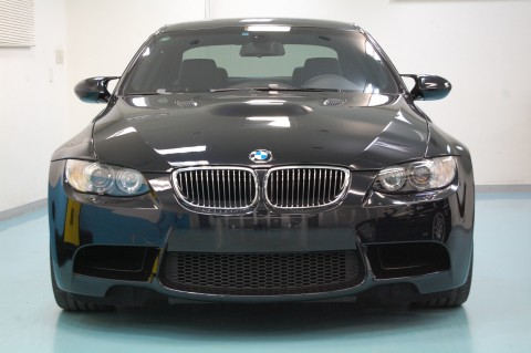 BMWM3ガラスコーティング画像