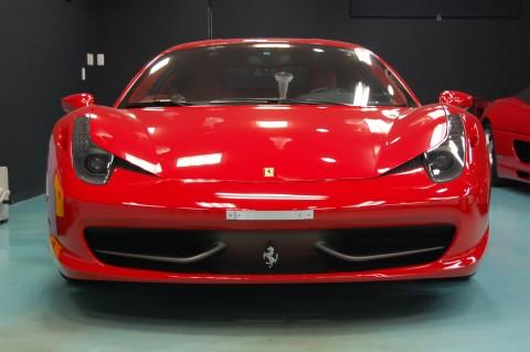 フェラーリ・458イタリアの画像 p1_3