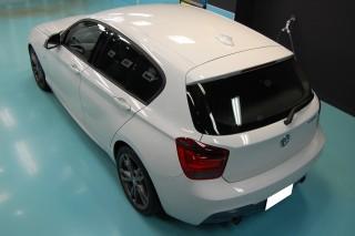 BMW M135ガラスコーティング
