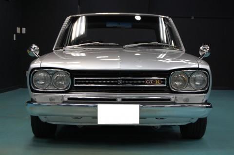 日産GT-Rガラスコーティング画像