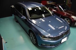 VWパサートガラスコート画像